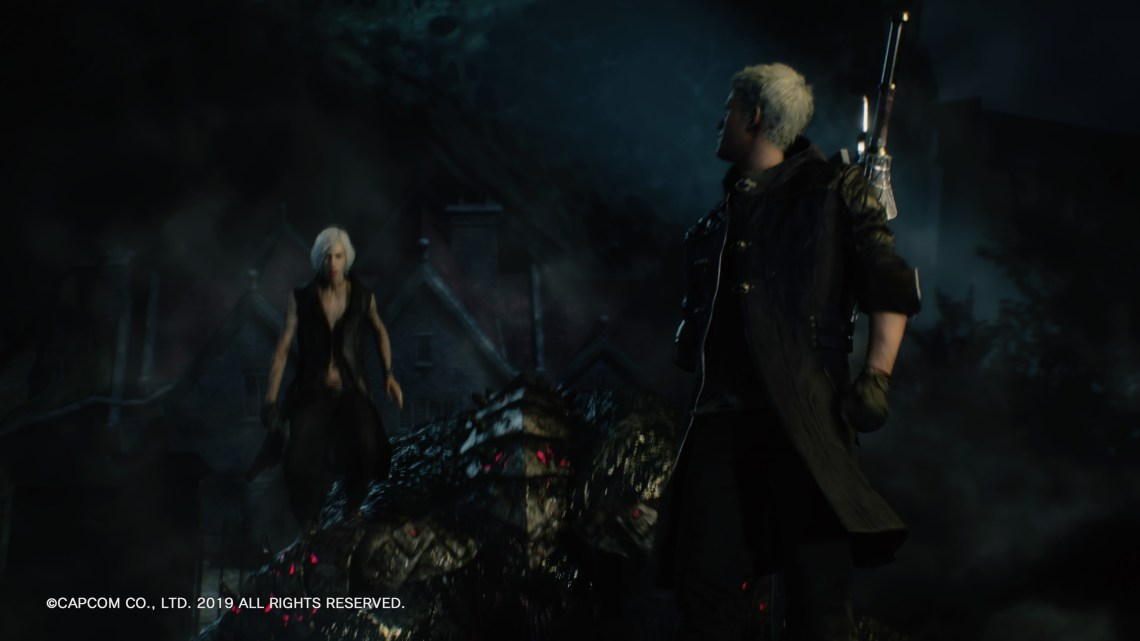 Test de Devil May Cry 5