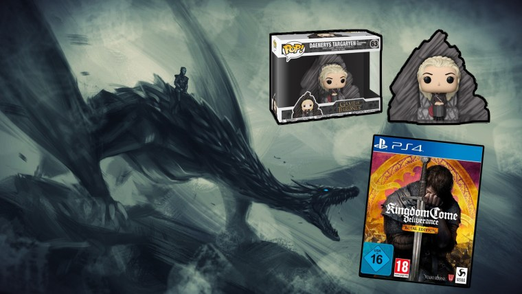 Jeu concours Game of Thrones