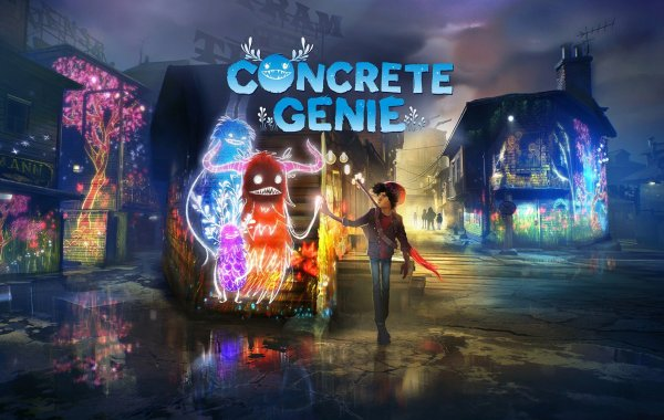 test de Concrete Genie (PS4)
