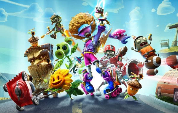 test de Plants vs. Zombies: Battle for Neighborville