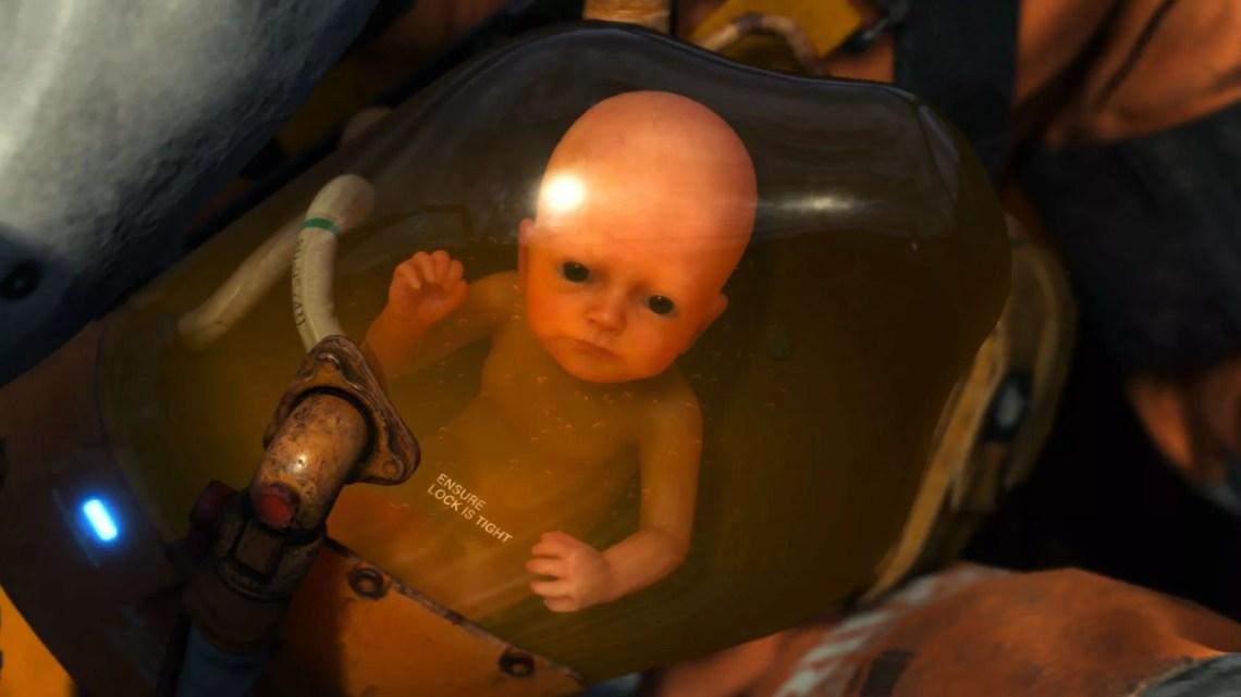 Hideo Kojima aime les bébés