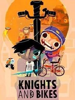 meilleur jeu vidéo de l'année 2019 (JSUG Awards) : Knights and Bikes