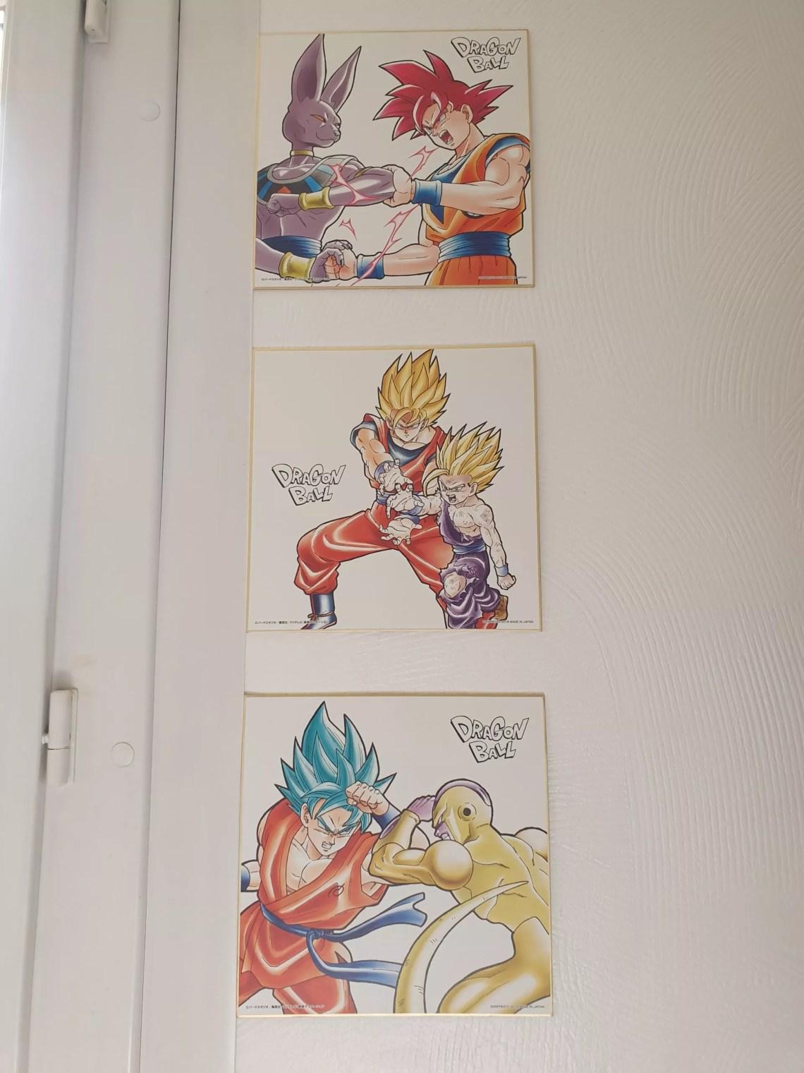 Posters de Dragon Ball Z