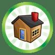 Trophée Une maison bien remplie (Jouer avec un foyer de huit Sims dans Les Sims 4)