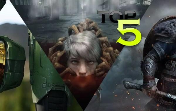 meilleurs jeux Xbox Series X