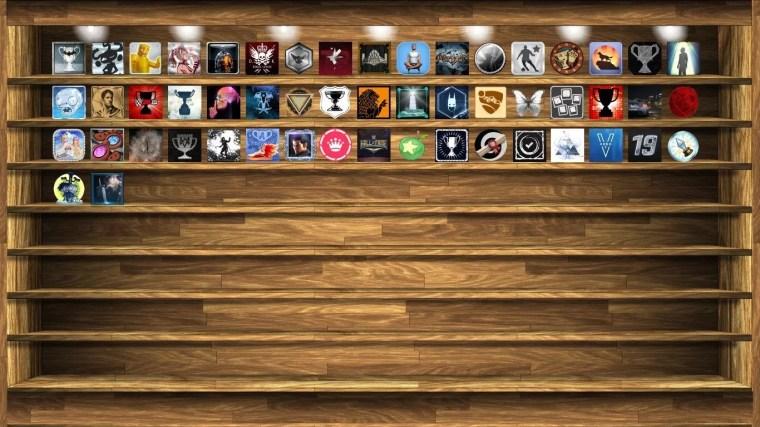 Bibliothèque collection de trophées platine (dernier ajout : Final Fantasy VII Remake)