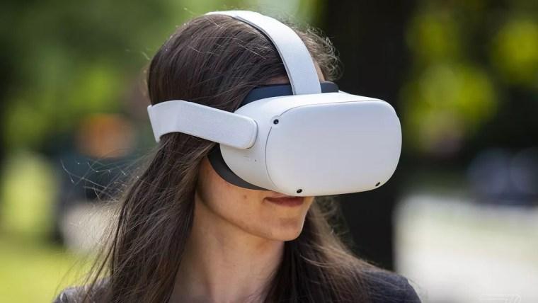avis Oculus Quest 2