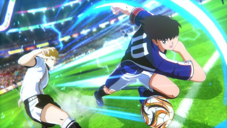 Test de Captain Tsubasa