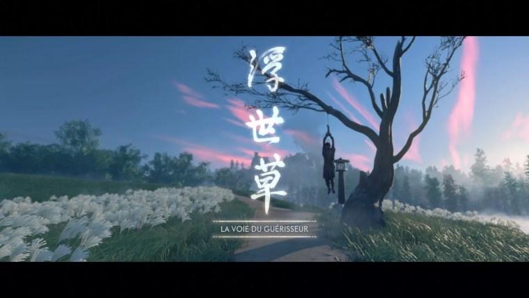revue de Ghost of Tsushima sur PS4