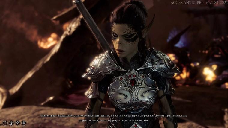 Preview de Baldur's Gate III