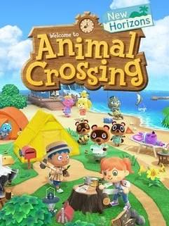 JSUG Awards 2020 : Animal Crossing New Horizons (jeu le plus dépaysant)