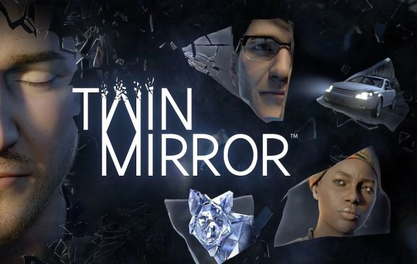 test de Twin Mirror (PS4)