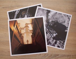 lithographies Deliver Us The Moon