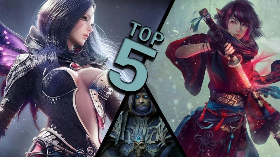 Top 5 des meilleurs MMORPG sur PC en 2021