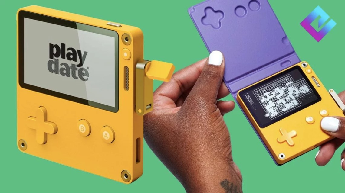 console portable Playdate
