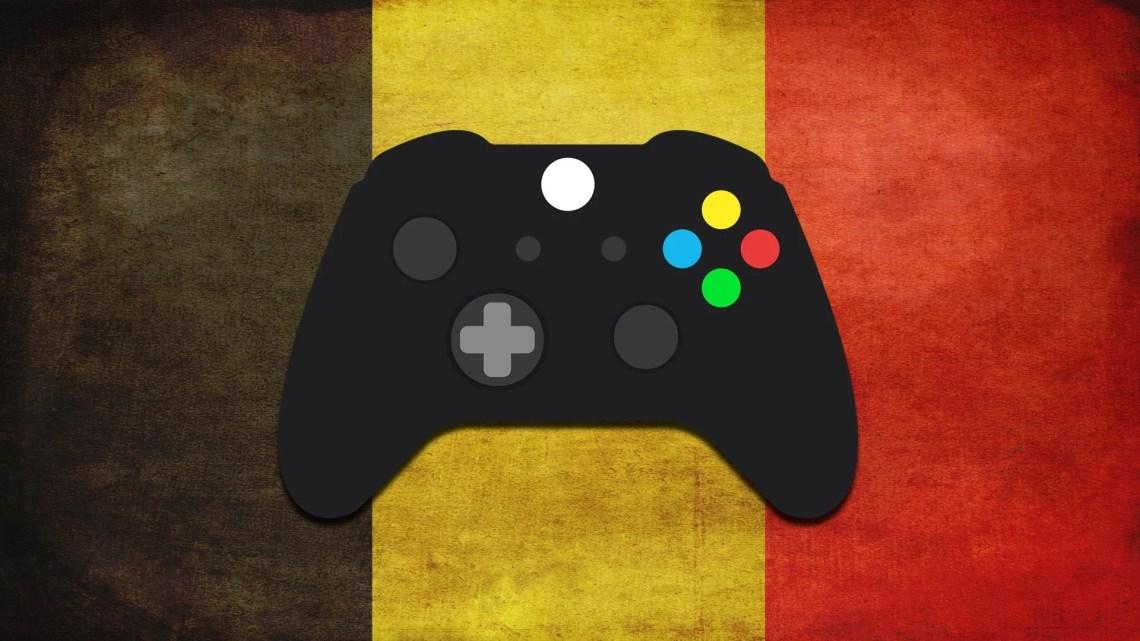 les jeux vidéo en Belgique