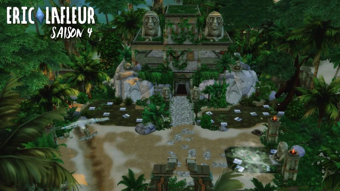 Série Sims 4 avec doublage : le temple