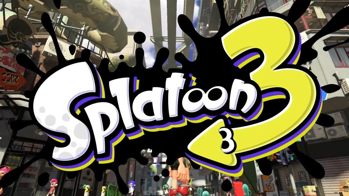 Splatoon 3 : date de sortie, trailer, gameplay