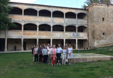 Visita al Real Monasterio de Nuestra Señora de Fresdelval (Burgos)