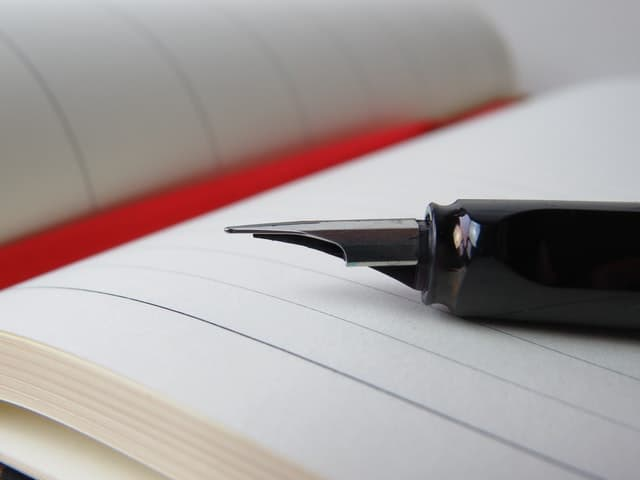 Redactar un testamento en casa