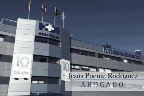 Testamento hospital