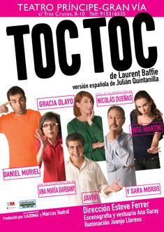 cartel Toc Toc