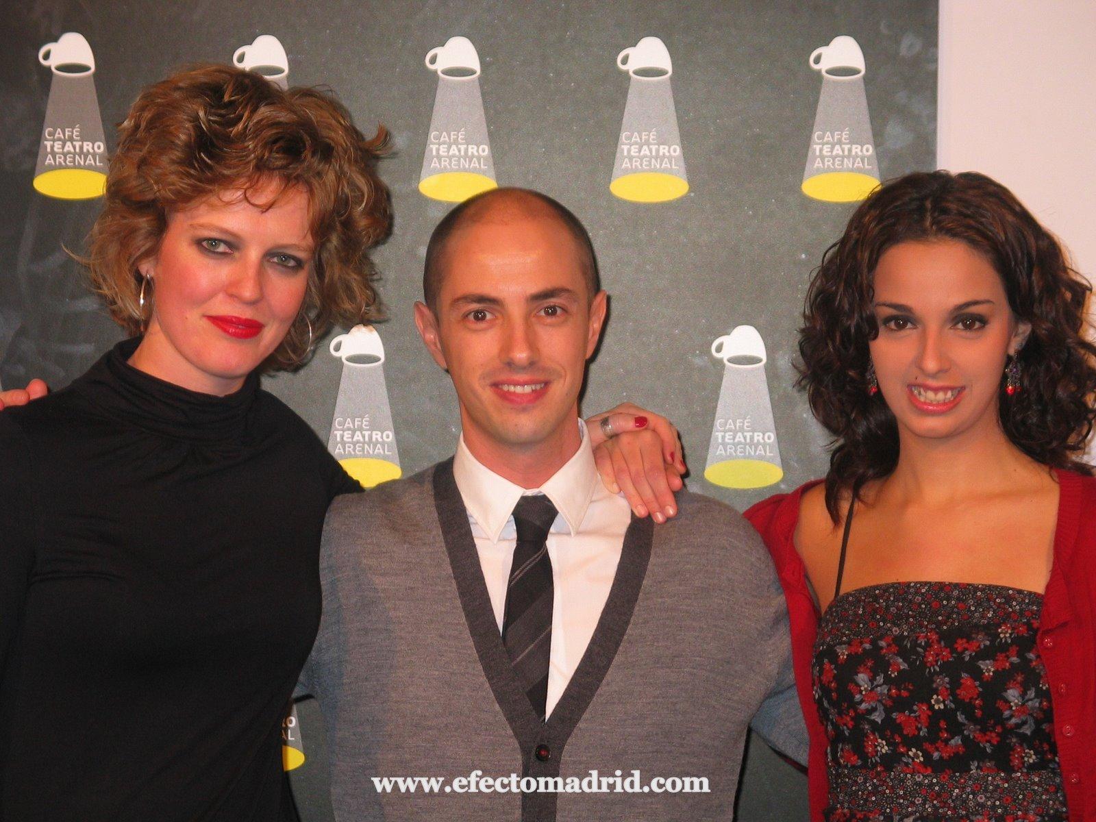 Componentes del equipo del programa Efecto Madrid