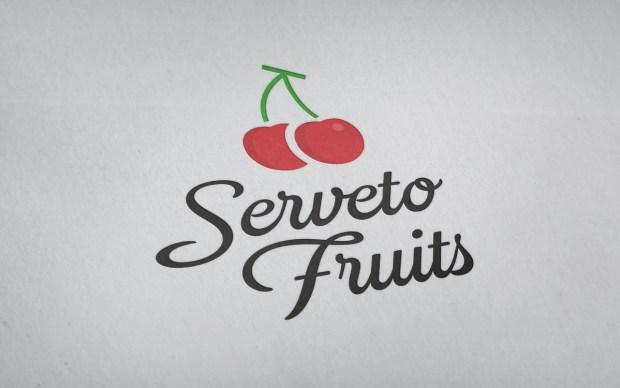 Diseño de identidad corporativa de una empresa dedicada a la venta y distribución de fruta.