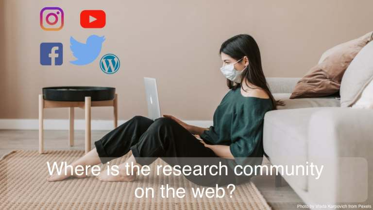 Where is the solar cell research community on the web?