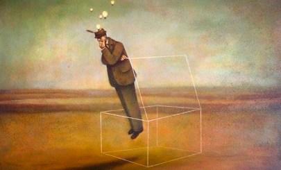 Think Outside the Box | Jesús Gil Hernández