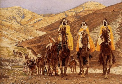 Three Wise Men - The Journey of the Magi