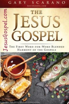 The Jesus Gospel Cover&Web