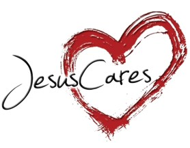 JESUS CARES LOGO - no info small