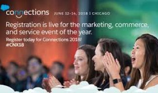 Salesforce Connections 2018