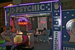 new age psysic