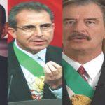 El juicio a los expresidentes en Mexico