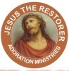 jesus the restorer adoration ministries