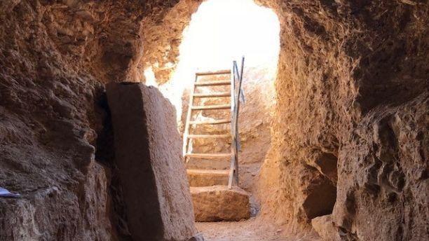 В Сирии обнаружены руины древнего христианского убежища