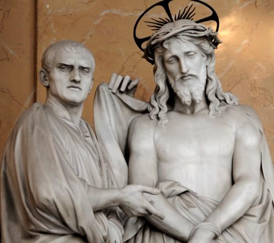 """Jesus Christ - """"Ecce Homo"""""""
