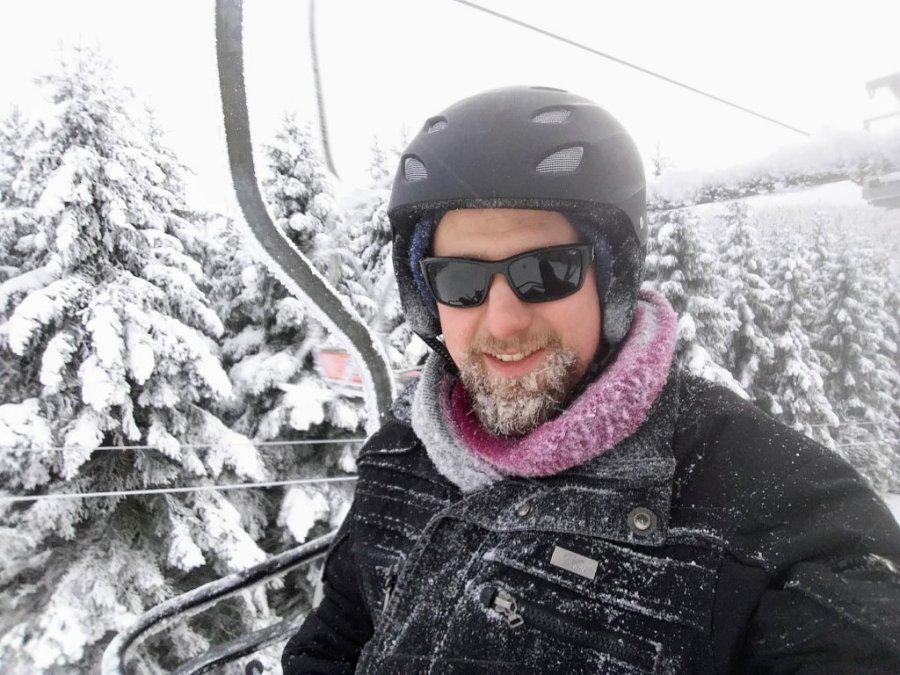ramzova narty wyciag serak