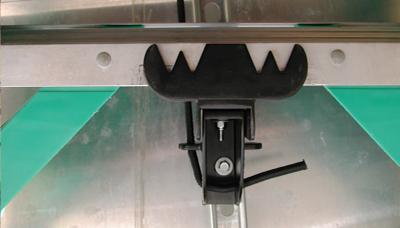 jet rack interior ladder storage system