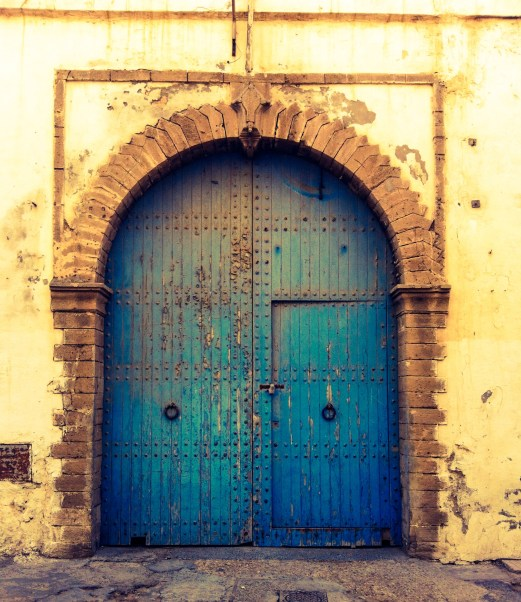 blue door 2, Essaouira, Morocco