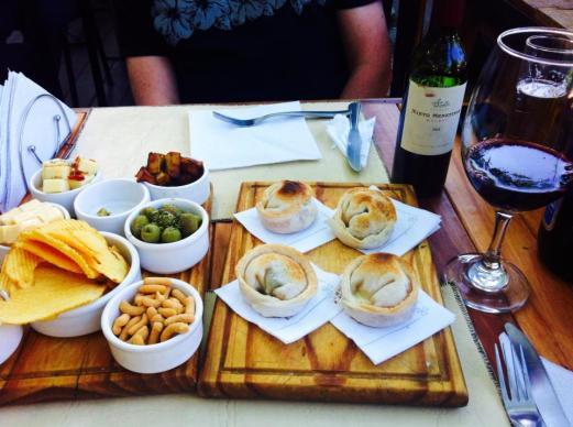 Empanada and snacks Mendoza