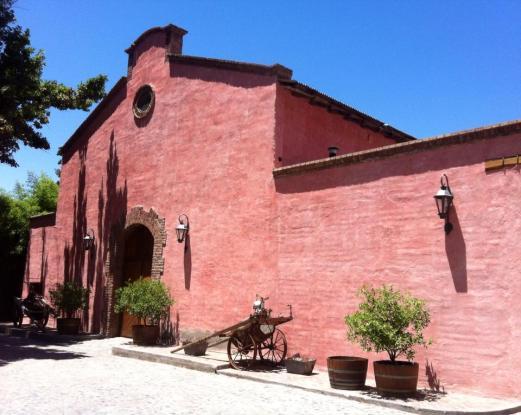 Clos de Chacras winery