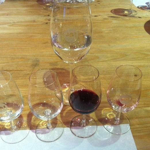 JA wine tasting - Buenos Aires