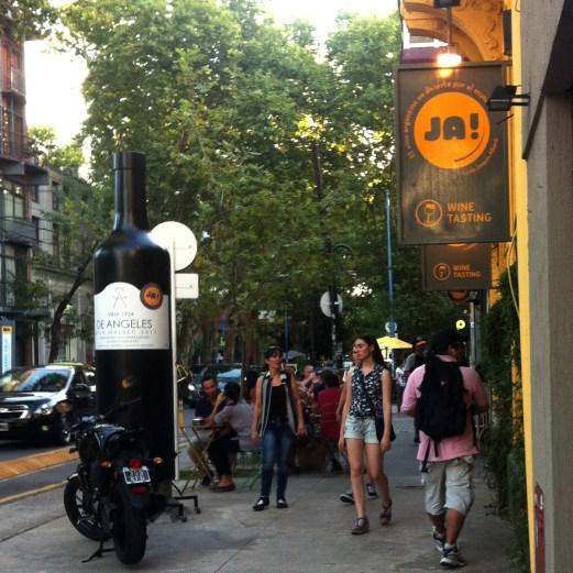 JA street view - Buenos Aires