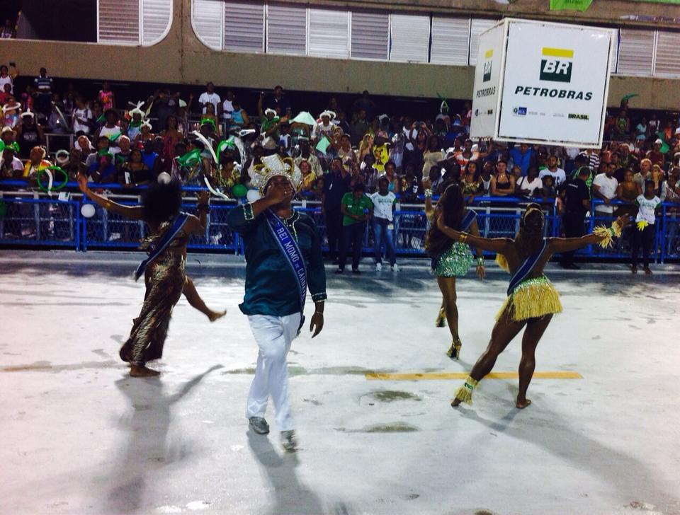 Rio carnival rehearsal 6
