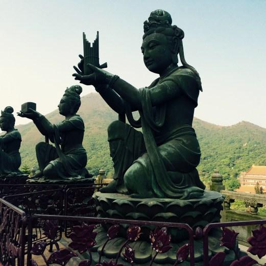 big buddha other statues