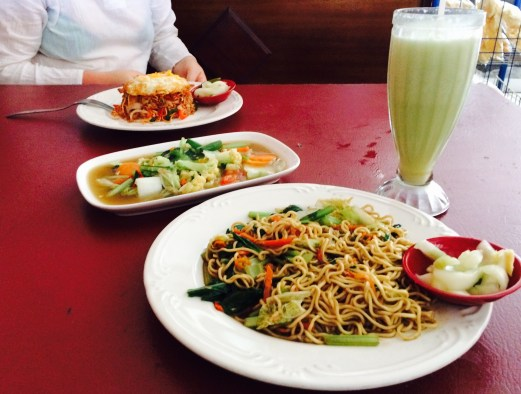 cheap eats Jimbaran Bali