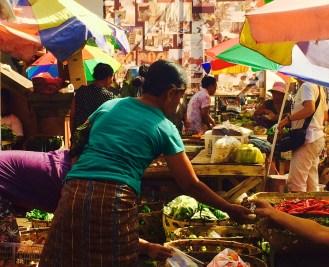 Jambangan Cooking Classes Balinese market